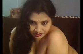 Indian aunty hardcore think the world of