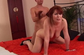 redhead moms prudish pussy fucked