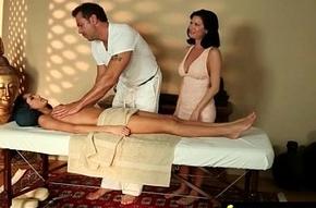 Teen massage gives stud felicitous success 22