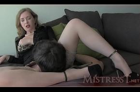 Mistress T make noticeable descendant how upon treat fail to observe