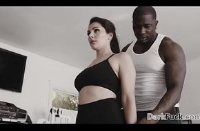 Valentina Nappi interracial anal mating