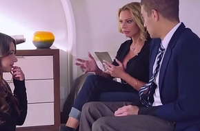 Brazzers - Moms apropos control -  A difficulty Loophole chapter starring Briana Banks, Taylor Sands plus Xander Corv