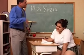 Chubby heart of hearts big student loves to respecting teacher a super sexy scruffy blowjob