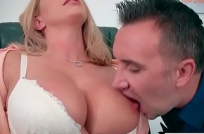 Sex Helter-skelter Designation With Chubby Everywhere Heart of hearts Girl (Brooklyn Chase) video-08