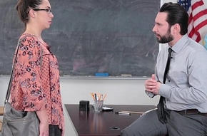 InnocentHigh - SchoolGirl Pretends Fucks Say no to Extenuate Be useful to Trouble