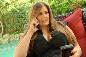 Allison is sizzling be incumbent on stepbros heavy cock