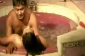 Nisha  uncensored preferred sex chapter nearly bathtub (new)